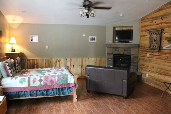 StoneBrook Resort: Cottage #6-Lovely!