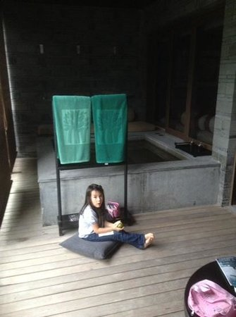 Banyan Tree Chongqing Beibei: Mila will soon enjoy the hot spring