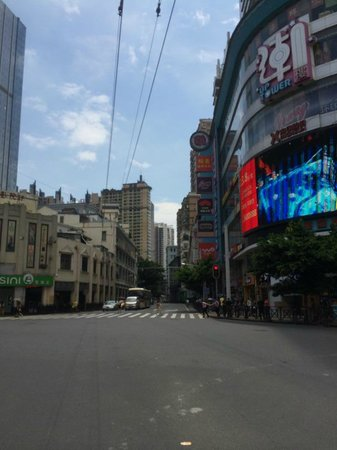 Beijing Road Shopping District : Old world charm
