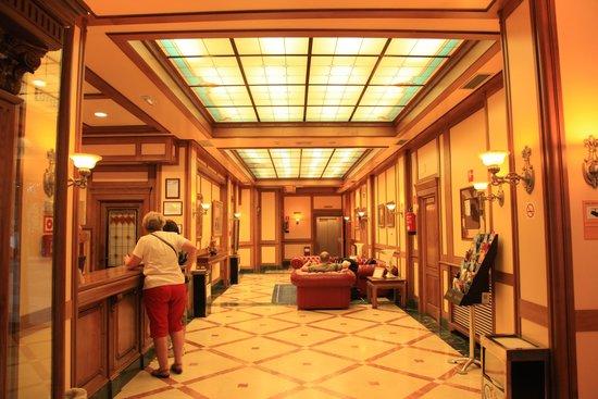 Hotel II Castillas: lobby