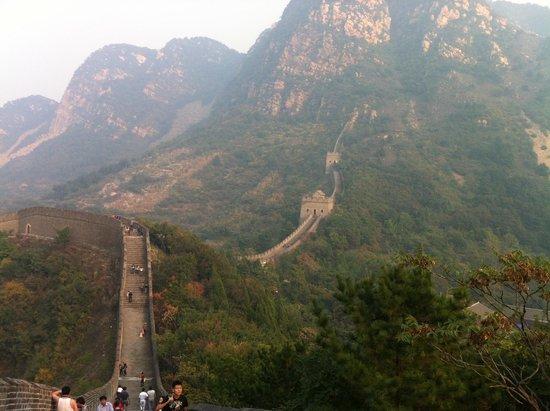 Great Wall at Huangya Pass (Huangyaguan Changcheng): Tianjin Great Wall