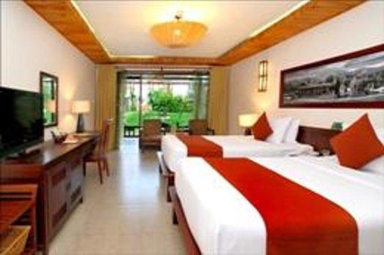 Palm Garden Beach Resort & Spa: Accommodation