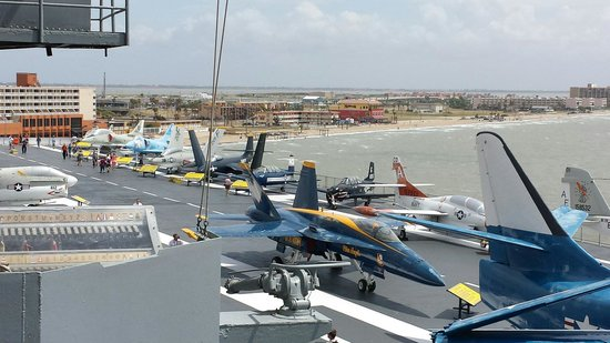USS LEXINGTON: Awesome museum