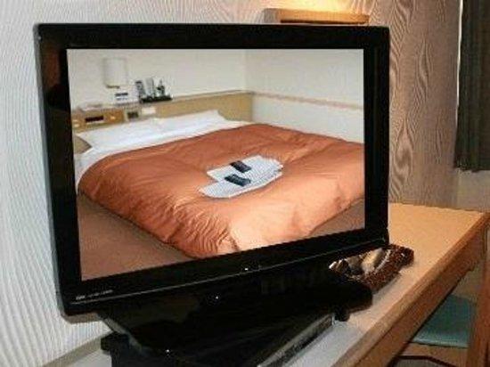 Town Hotel Fukui: HDMI対応液晶テレビ