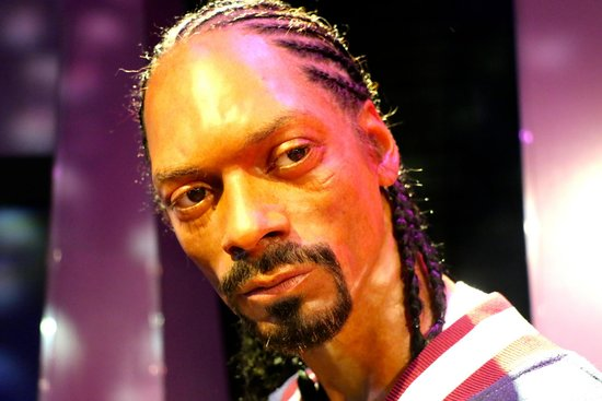 Madame Tussauds Hollywood : Snoop Dogg