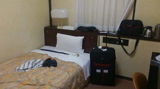 Dai-ni Sunny Stone Hotel: Habitación individual fumadores