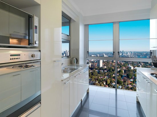 Meriton Serviced Apartments Bondi Junction : Harbour Suite with 3 Bedrooms