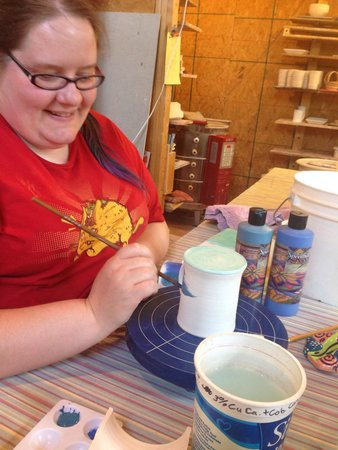 Turning Wheel Pottery: They provide everything you need!