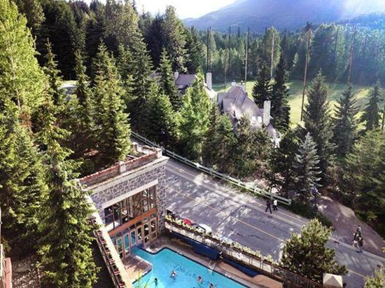 The Westin Resort & Spa, Whistler : Beautiful Day in Whister