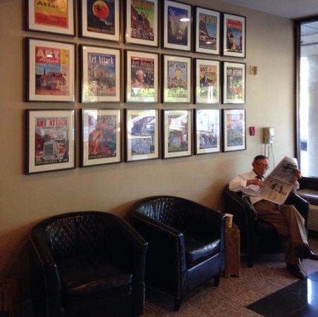 Georgetown Inn: Lobby