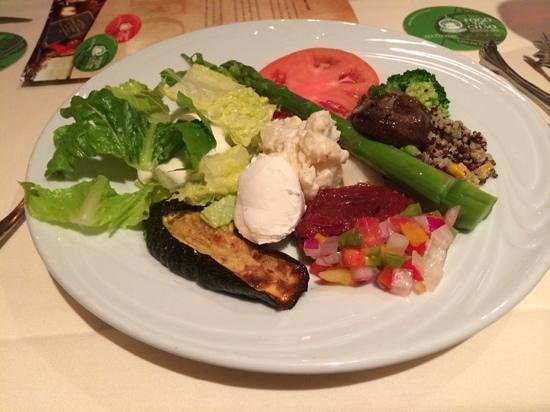 Fogo de Chao Brazilian Steakhouse: Salad Bar selection