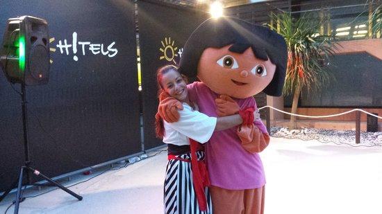 Ohtels Les Oliveres: Dora & Vanesa