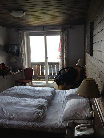 Schöne Aussicht: Double room number 1