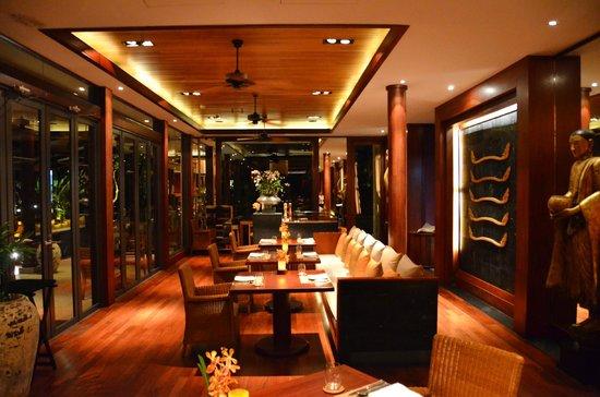 Andara Resort and Villas: Silk restaurant