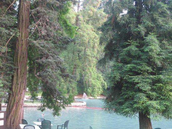Parco Termale del Garda: A Beautiful Park Setting