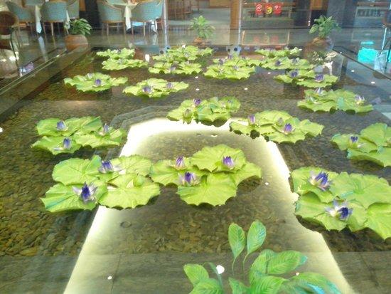 Bangkok Hotel Lotus Sukhumvit : Real Lotus