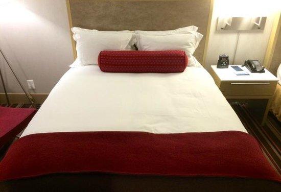 Hilton San Jose : Queen Bed