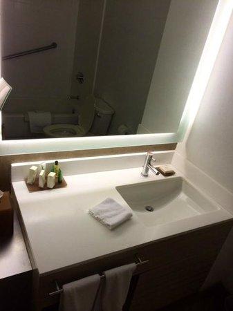 Hilton San Jose : Bathroom