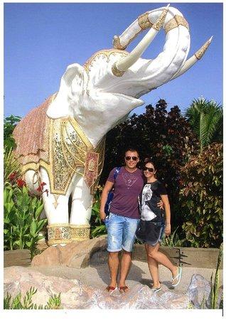 Europe Villa Cortes: Siam Park