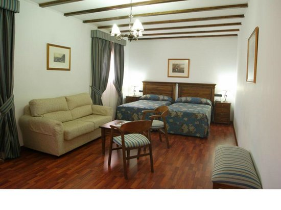 Bodega Real Hotel: HABITACION TRIPLE