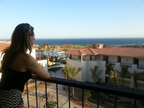 Secrets Puerto Los Cabos Golf & Spa Resort: View from 2306