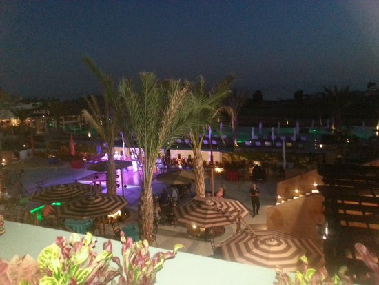 Secrets Puerto Los Cabos Golf & Spa Resort: Pool and Ocean View from the