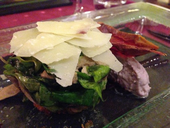 Ad Hoc: One of the delicious starters