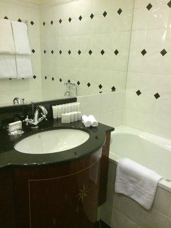 Kempinski Hotel Moika 22: bath