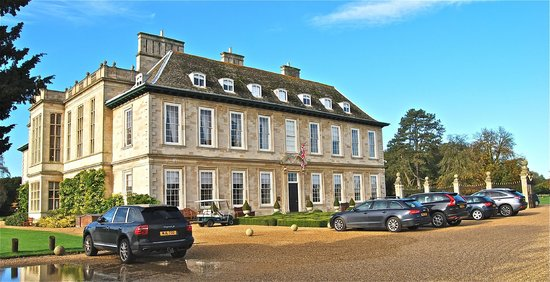 Stapleford Park Country House