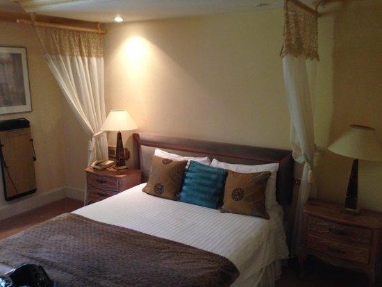 Avon Gorge Hotel: Master bedroom