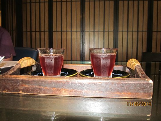 Millennium Resort Patong Phuket: warm up drink before massage