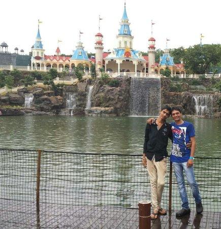Imagica Theme Park: At imagic