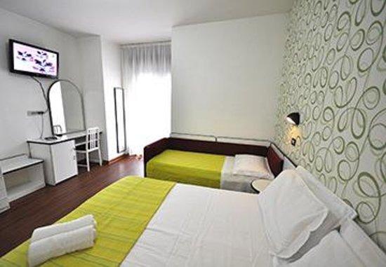 Hotel Adelphi: tripla verde