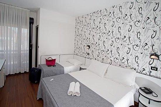 Hotel Adelphi: camera tripla