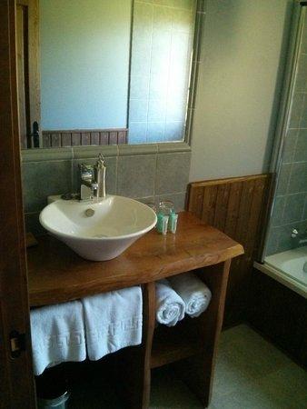 El Quesar de Gamoneo: Baño