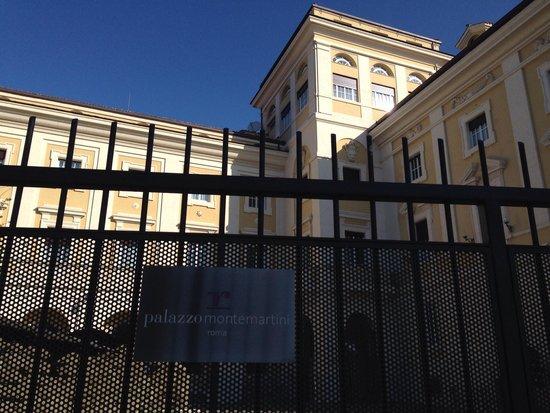 Palazzo Montemartini: Exterior -Daytime