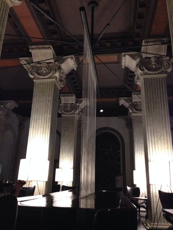 Palazzo Montemartini: Senses, the restaurant