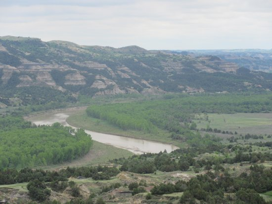 Theodore Roosevelt National Park, ND: Teddy Roosevelt National Park