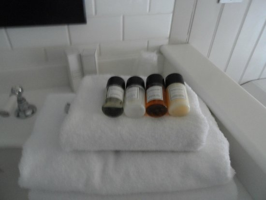 Royal Albion Hotel: fluffy towels