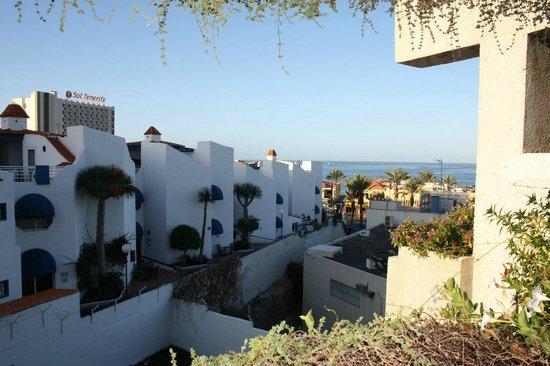 Hotel Gala: вид на океан из номера