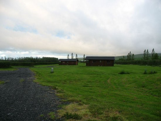 Hellisholar Cottages: Other cottages nearby