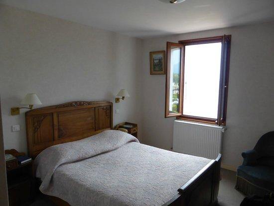 Hôtel-Restaurant de la Plage: chambre