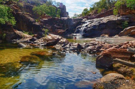 Gunlom Waterfall Creek: Gunlom!