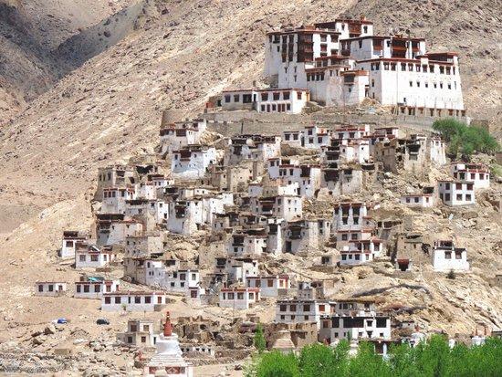 Chemre Gompa Monastery: Chemrey monastery