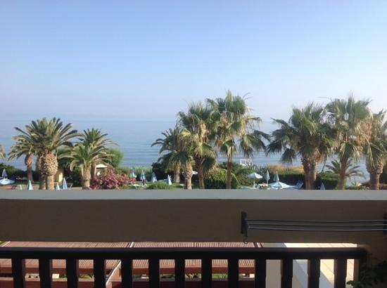 Creta Star Hotel: вид с терассы