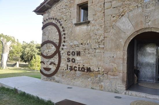 Hotel Consolacion: entrance