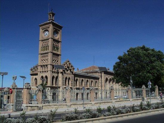 Estación del Ferrocarril: Estacion del Ferrocarril