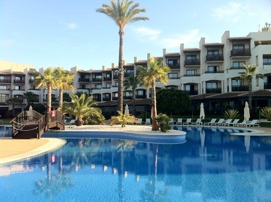 Cartaya, Spain: EL Rompido Swimming pool