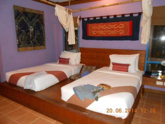 Lawana Resort: Trwin Beds