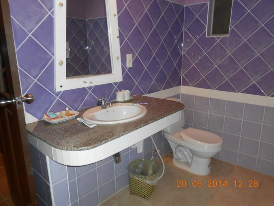 Lawana Resort: Bathroom